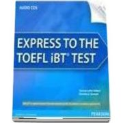 Express to the TOEFL iBT (R) Test Complete Audio CDs