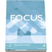 Focus BrE 4 Teachers Book & MultiROM Pack