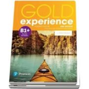 Gold Experience 2nd Edition B1 Students Book with Online Practice Pack