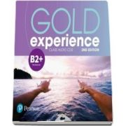 Gold Experience 2nd Edition B2 Class Audio CDs