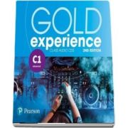 Gold Experience 2nd Edition C1 Class Audio CDs
