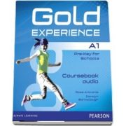 Gold Experience A1 Class Audio CDs