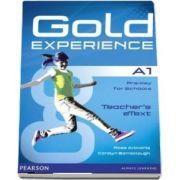 Gold Experience A1 eText Teacher CD-ROM