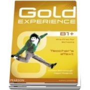 Gold Experience B1 eText Teacher CD-ROM