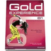 Gold Experience B1 Students Book and DVD-ROM Pack