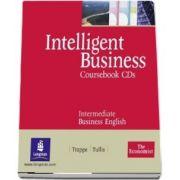 Intelligent Business Intermediate Course Book CD 1-2