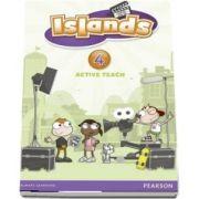 Islands Level 4 Active Teach: Islands Level 4 Active Teach 4