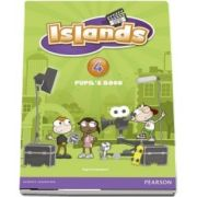 Islands Level 4 Pupils Book plus pin code