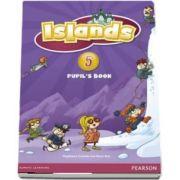 Islands Level 5 Pupils Book plus pin code