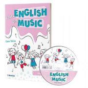 Learn English with music. Caiet de lucru pentru clasa a II-a, contine CD (Sticlea Elena)