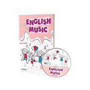 Learn English with music. Caiet de lucru pentru clasa pregatitoare, contine CD (Sticlea Elena)