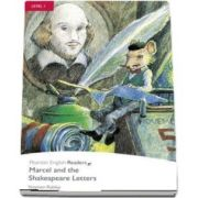 Level 1: Marcel and the Shakespeare Letters Book and CD Pack