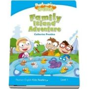 Level 1: Poptropica English Family Island Adventure