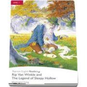 Level 1: Rip Van Winkle & The Legend of Sleepy Hollow Book & CD Pack