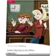 Level 1: Sadies Big Day at the Office Book and CD Pack
