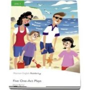 Level 3: Five One-Act Plays and MP3 Pack