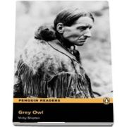 Level 3: Grey Owl Book and MP3 Pack