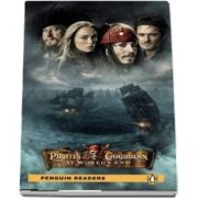 Level 3: Pirates of the Caribbean Worlds End Book and MP3 Pack