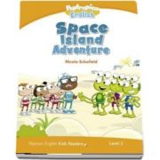 Level 3: Poptropica English Space Island Adventure