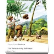 Level 3: The Swiss Family Robinson Book and MP3 Pack