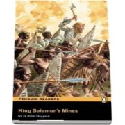 Level 4: King Solomons Mines Book and MP3 Pack