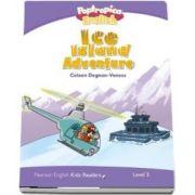 Level 5: Poptropica English Ice Island Adventure