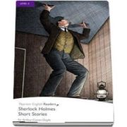 Level 5: Sherlock Holmes Short Stories Book and MP3 Pack