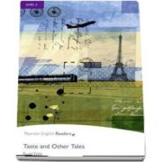 Level 5: Taste and Other Tales Book and MP3 Pack