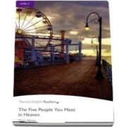 Level 5: The Five People You Meet in Heaven Book and MP3 Pack
