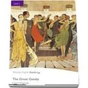 Level 5: The Great Gatsby Book and MP3 Pack
