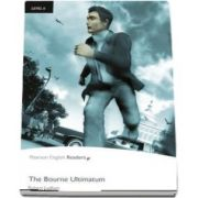 Level 6: The Bourne Ultimatum Book and MP3 Pack