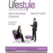 Lifestyle Upper Intermediate Class CDs