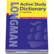 Longman Active Study Dictionary 5th Edition Paper