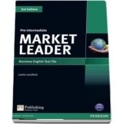 Market Leader 3rd edition Pre Intermediate Test File