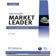 Market Leader 3rd Edition Upper Intermediate Practice File and Practice File CD Pack