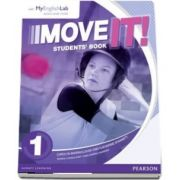 Move It! 1 Students Book and MyEnglishLab Pack
