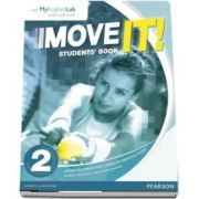 Move It! 2 Students Book and MyEnglishLab Pack