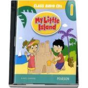 My Little Island 1 Class Audio CD