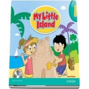 My Little Island 1 Strudents Book with CD ROM