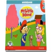 My Little Island 2 Workbook with Songs and Chants Audio CD