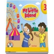 My Little Island 3 Students Book with CD ROM