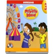 My Little Island 3 Workbook with Songs and Chants Audio CD