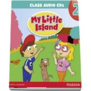 My Little Island Level 2. Audio CD