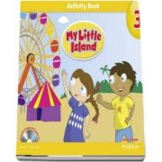 My Little Island Level 3. Activity Book and Songs and Chants CD Pack
