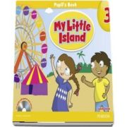 My Little Island Level 3. Students Book and CD Rom Pack