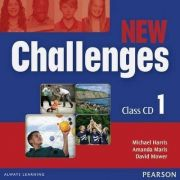 New Challenges 1 Class CDs