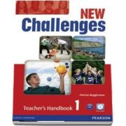 New Challenges 1 Teachers Handbook & Multi-ROM Pack