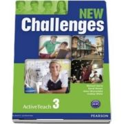 New Challenges 3 Active Teach