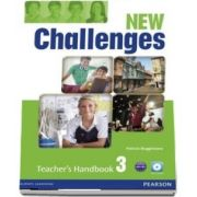 New Challenges 3 Teachers Handbook & Multi-ROM Pack