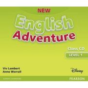 New English Adventure GL 1 Class CD